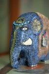 Голубой слон.