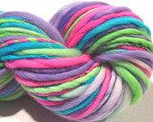 пряжа для вязания ручной работы