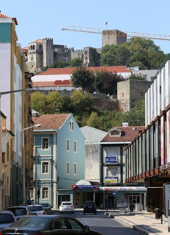 Leiria. St. Francis Street