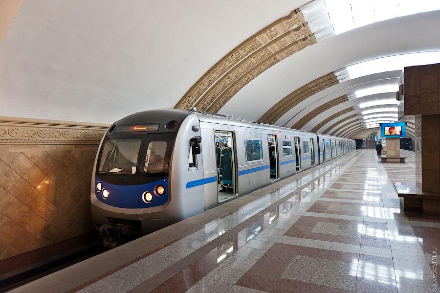 Метро для людей - Алматинское в Казахстане.
