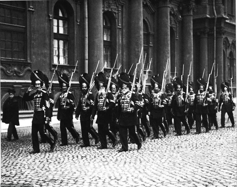 Военная столица Российской Империи