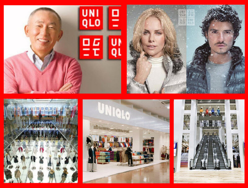 Тадаси Янаи Fast Retailing  Uniqlo одежда из Японии