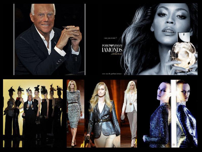 Armani король мировой моды