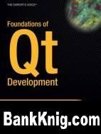 Книга Foundations of Qt Development