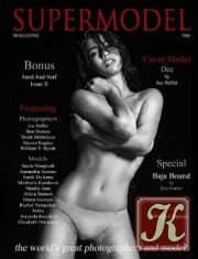 Книга Supermodel ,Sand and Surf Bonus Issue, II 2014