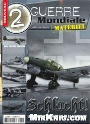 Журнал Les Avions Appui Sol Luftwaffe (2e Guerre Mondiale Material)