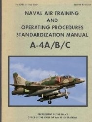 Книга Naval Air Training and Operating Procedures Standardization Manual A-4A/B/C