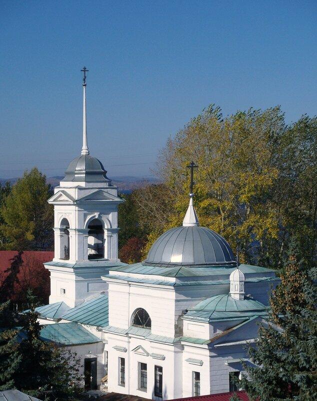 храм во имя рожества христова русской православной старообрядческой церкви