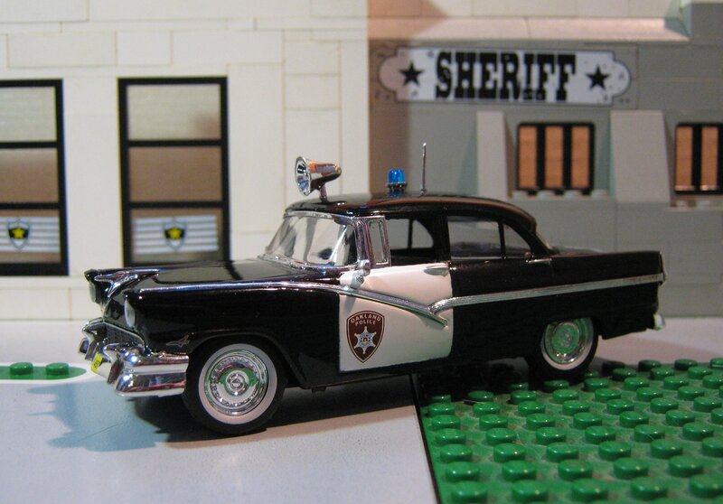 ford fairline 1956