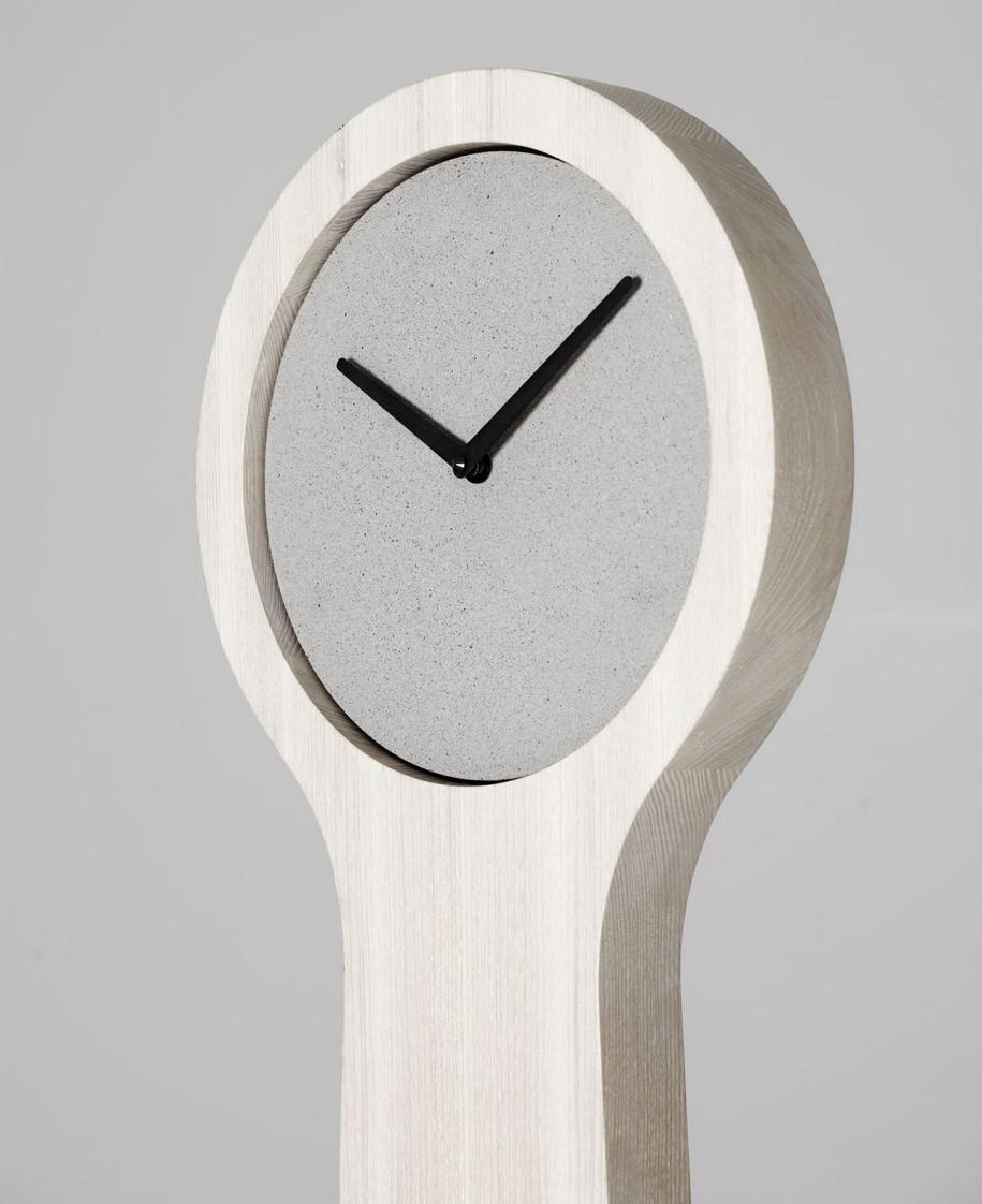 Часы TIDVIS от Kvarnen Studio и Forsberg Form