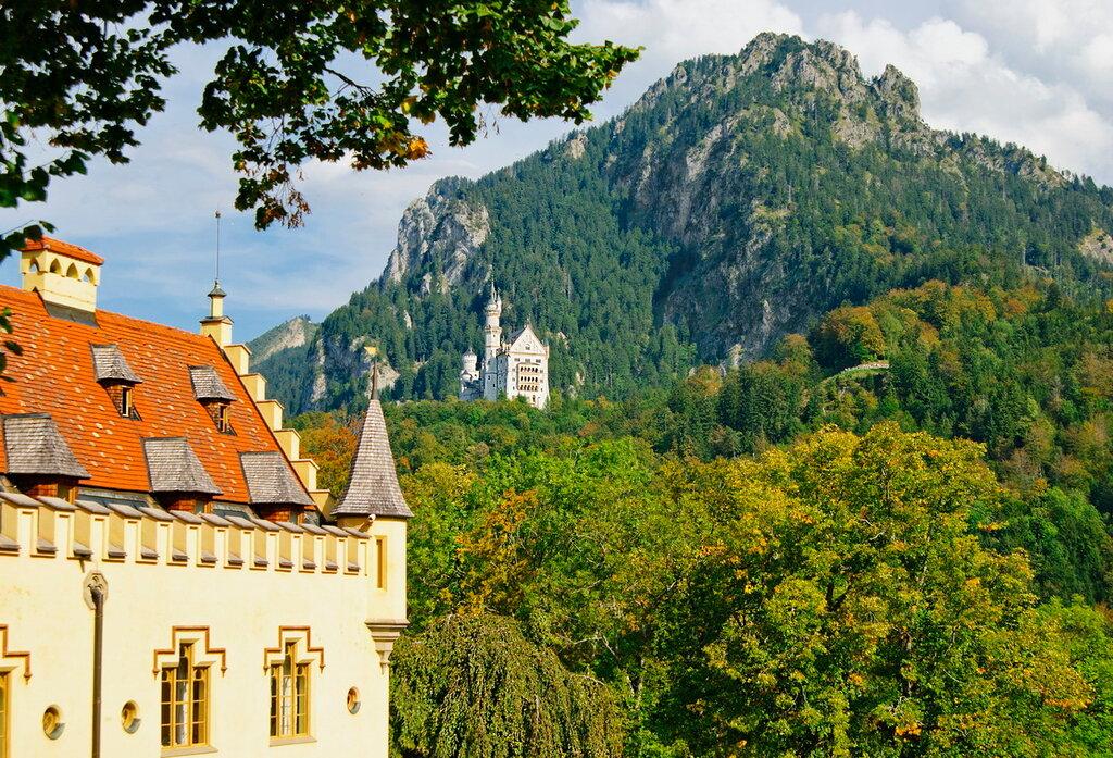 Замки Баварии