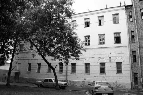 Хитровский переулок, дом 4 строение 10