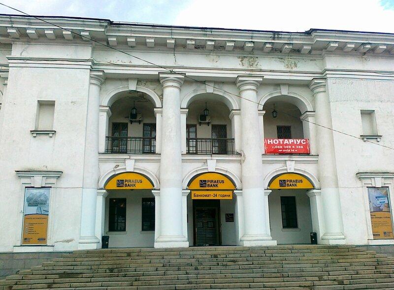 Банк в здании Гостиного двора
