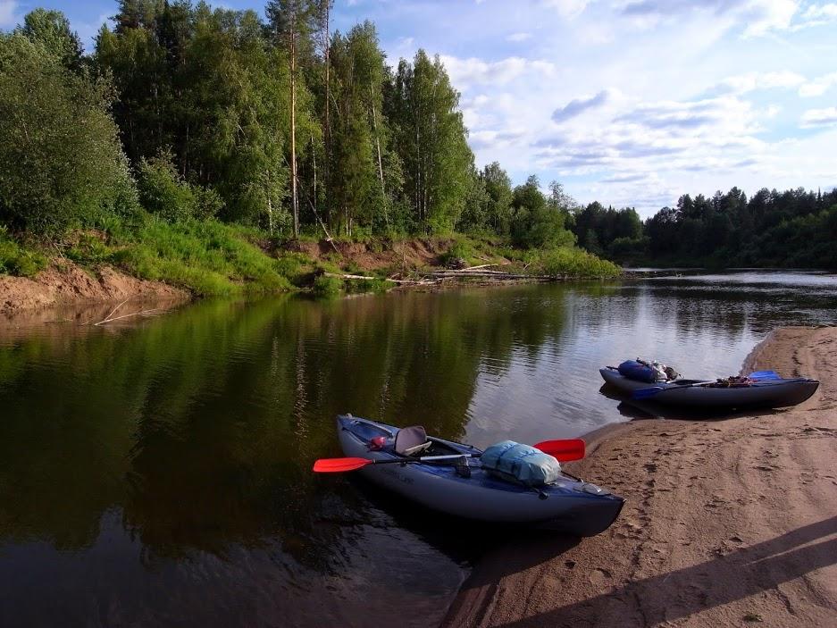 Река Вохма