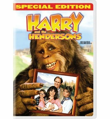 ����� � ���������� - Harry and the Hendersons (1987) DVDRip