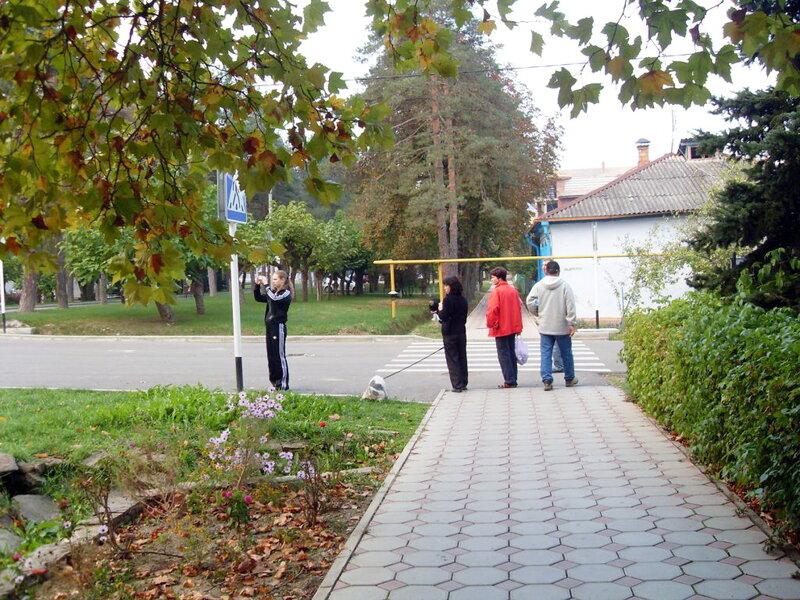 В Горячем Ключе, Октябрь 2009, Кубань, Кавказ