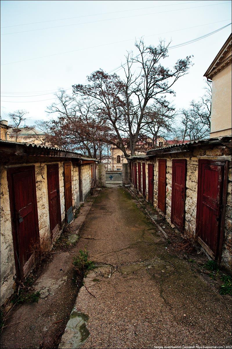 Севастопольские дворики