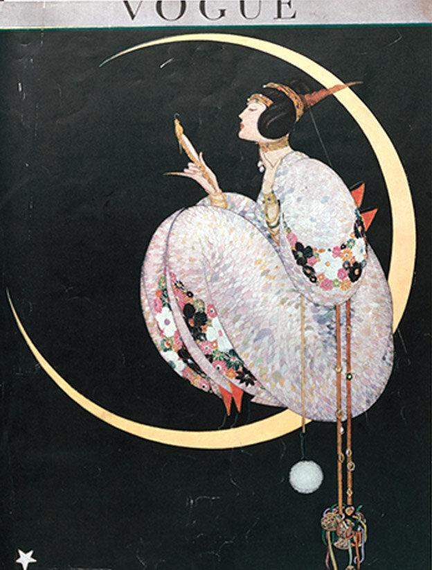 1917 Vogue Magazine cover