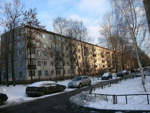 ул. Карпинского 21