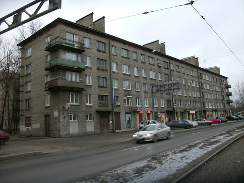 ул. Бабушкина 131к1