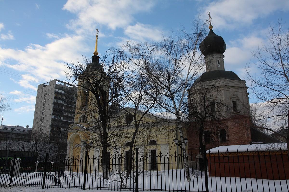 Храм Успения Богородицы в Казачьей слободке