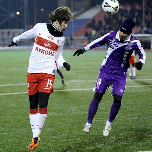Сибирь - Спартак 0:2 03-03-2011