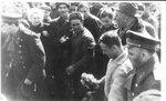 """Авиабаза """"Энгельс"""". Юрий Гагарин. 12 апреля 1961г."""