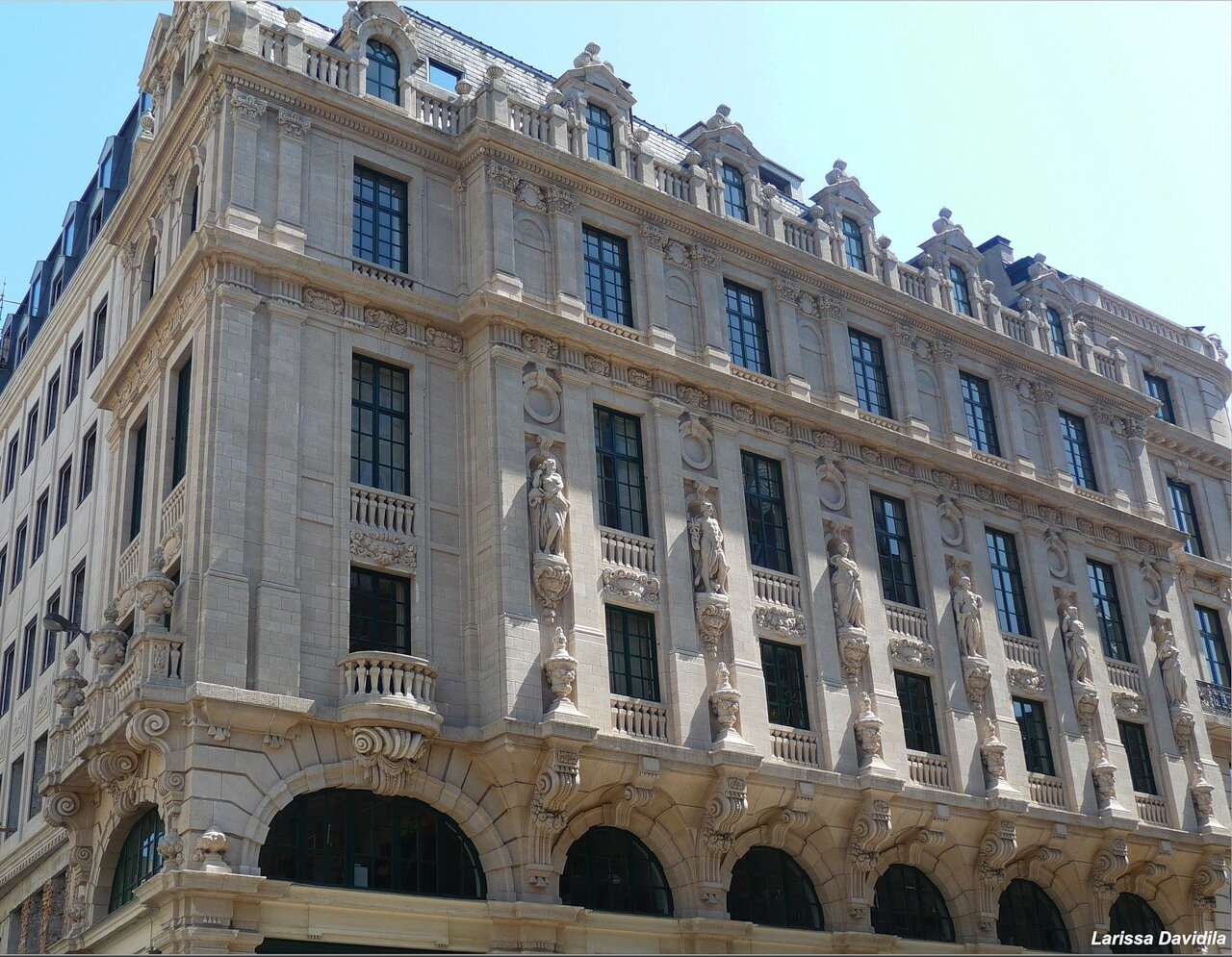 Здания 19 века.