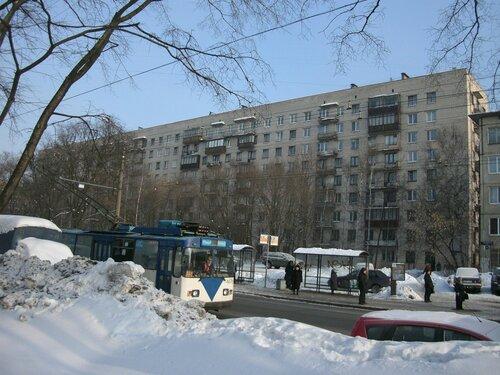 Будапештская ул. 38к1