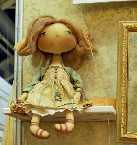 V Московская международная выставка-ярмарка кукол и медведей Тедди «Moscow Fair 2011»