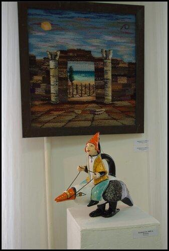 Выставка в ВЦСПбСХ «Весна 2011»