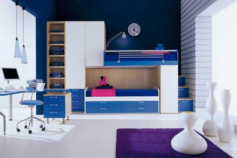 Выбирая мебель для детской, пригласите Вашего ребенка поучаствовать с.
