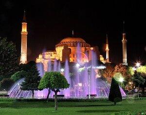 Стамбул Айя софия