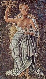 Делос фреска из дома Клеопатры
