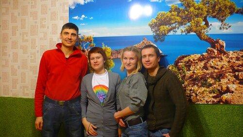 На семинаре по Волшебству любви в Архангельске
