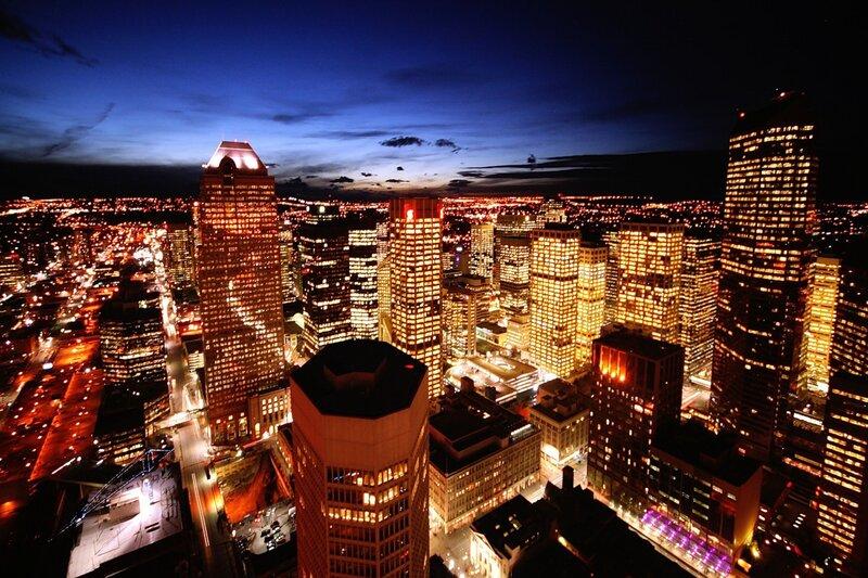 Ночные города мира обсуждение на