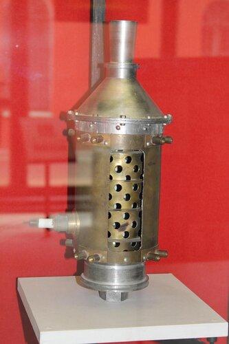 Ракетный двигатель 09