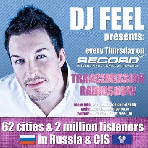 DJ Feel - TranceMission (2011-05-03)