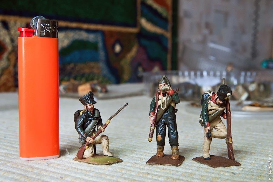 Солдатики сделанные своими руками