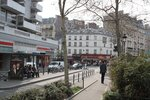 Париж. Бульвары, кафе, проспекты, пляс Пигаль...