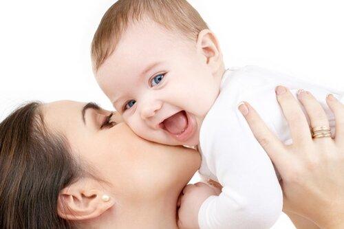 запах младенца
