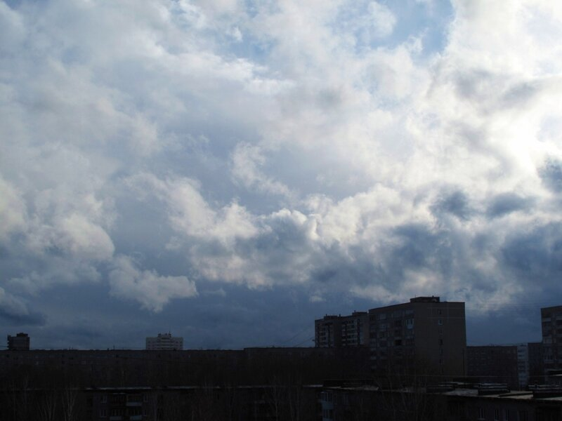 Весеннее небо1