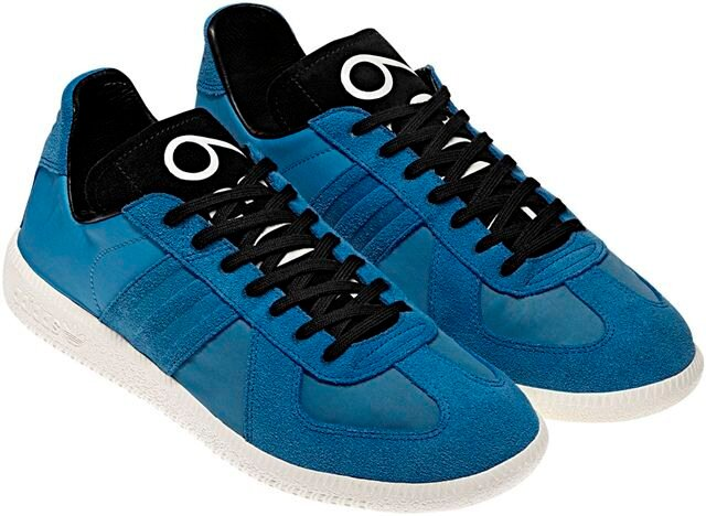 adidas Originals Blue collection сезона Весна-Лето 2011