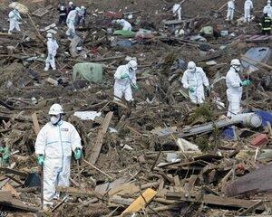 Япония не может справиться с радиоактивными трупами