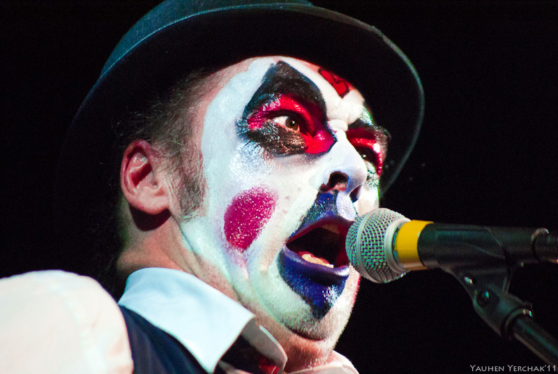 The Tiger Lillies, photo, фото