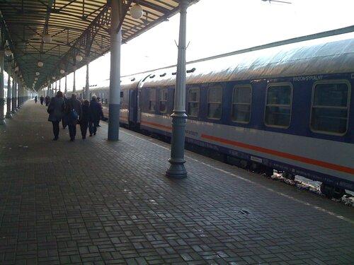 Польские вагоны того же состава