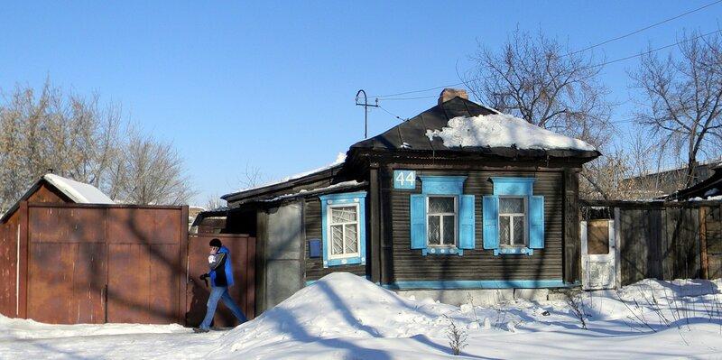 Улица Нагорная