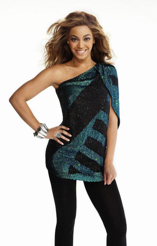 Бейонсе Ноулз (Beyonce Knowles) 2009