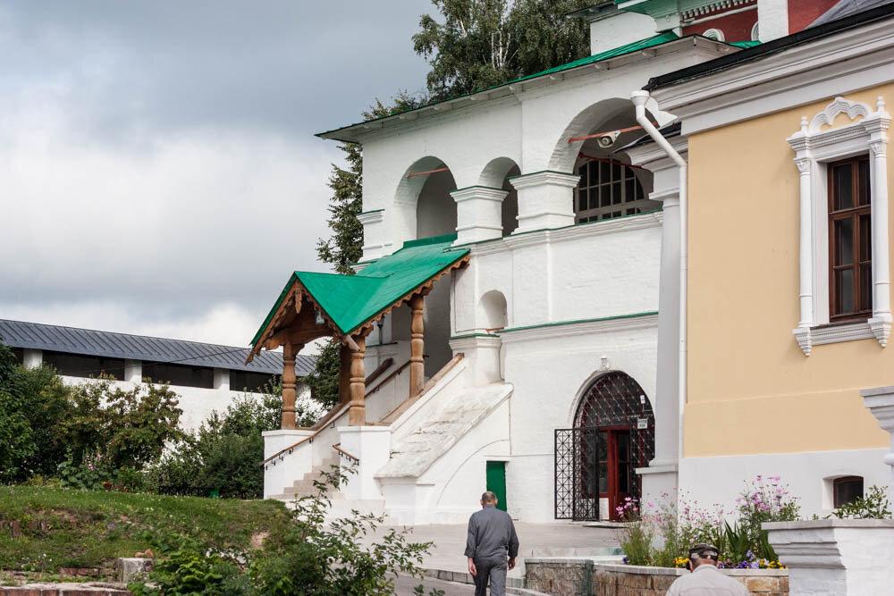 Тропарево