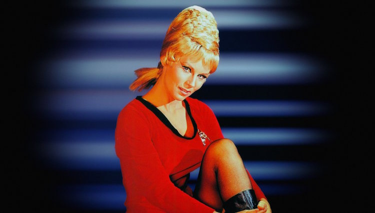 Грейсли Уитни изсериала «Звездный путь» скончалась в85 лет